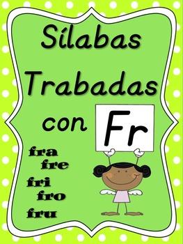 Silabas Trabadas FRA, FRE, FRI, FRO, FRU