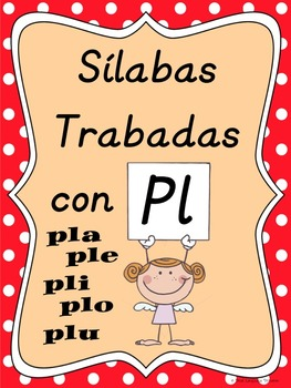 Silabas Trabadas PLA, PLE, PLI, PLO, PLU