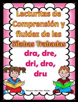 Silabas Trabadas dr  Dr Lecturitas de Fluidez y Comprensio