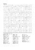 Silas Marner - Giant Vocabulary Word Search