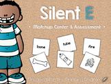 Silent E Pack - Matchup Center and an Assessment (1st Grade)