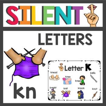 Silent Letter Consonants kn