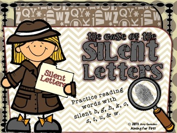 Silent Letters-  The Case of the Silent Letters