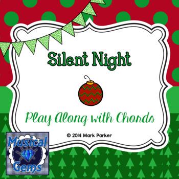 Silent Night Play Along