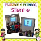 Silent e Fluency & Fitness Brain Breaks Bundle
