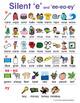 Silent e Word Chart