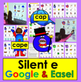 Silent e for Google Slides: Set One