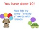 Silent e picture powerpoint #1 for kindergarten