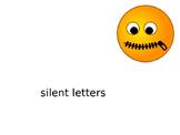 Silent letters (PowerPoint Presentation)
