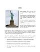 Statue of Liberty - Silhouette Art Printable