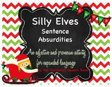 Silly Elves Sentence Absurdities