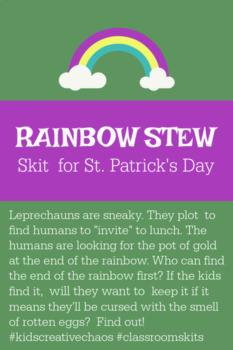 Silly Saint Patrick's Day Skit for ECE