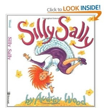 Silly Sally Class Book