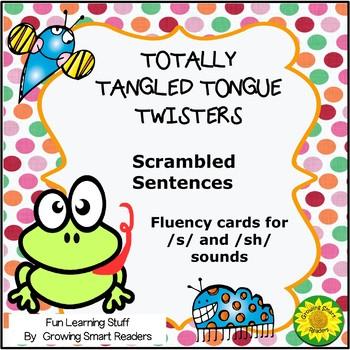 Tongue Twisters!  (Ten Totally Tangled Sentences!)