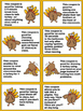 Silly Turkey Classroom Reward Coupons for November and Tha