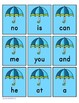 Silver Linings - A Sight Word Game - FREEBIE