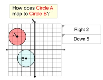 Similar Circles and Mapping, Instruction + 2 Assignments f