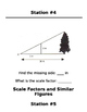 Similar Figure and Scale Factor Stations