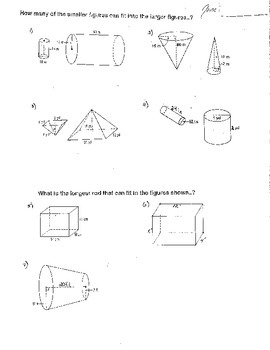 Similar Volume One Sided Worksheet Pythagorean Theorem Too