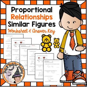 Similarity Applications Proportional Relationship Ratio Pr