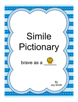 Simile Pictionary