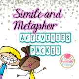 Simile and Metaphor Activities Packet