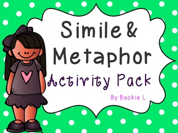 Simile and Metaphor Bundle