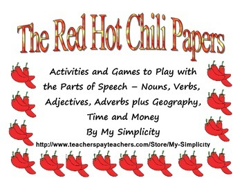 Simple Activities and Games with Grammar, Geography, Time