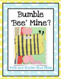 Simple, Bumble Bee Mine Valentine Craft, Glyph, and More