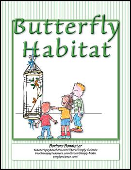Simple Butterfly Habitat FREEBIE