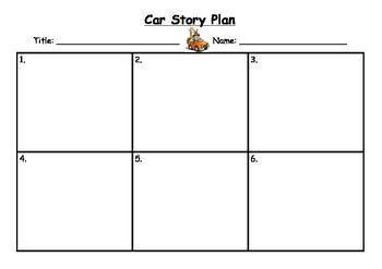 Simple Car Story Plan