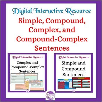Simple, Compound, Complex, and Compound-Complex Sentences: