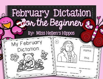 February Daily Dictation