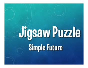 Spanish Simple Future Jigsaw Puzzle