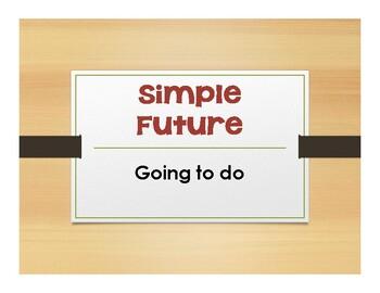 Spanish Simple Future Notes