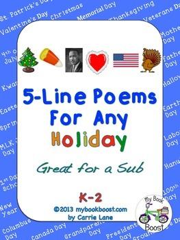 5-Line Poems