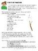 Simple Machine Activity - Marshmallow Launch