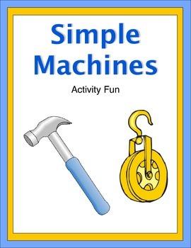 Simple Machines Activity Fun
