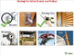 Simple Machines: Finding the Wheel & Axle and Pulleys - NO