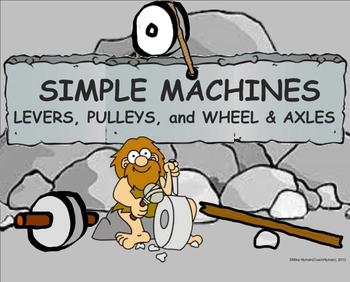 Simple Machines – Levers, Pulleys, and Wheel & Axles – A S