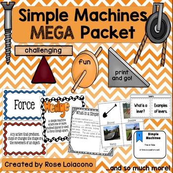 Simple Machines Mega Packet