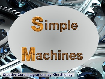 Simple Machines PowerPoint and Interactive Journal