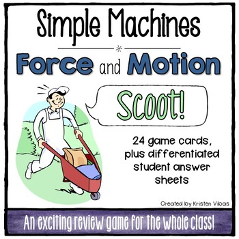 "Simple Machines ""Scoot!"""
