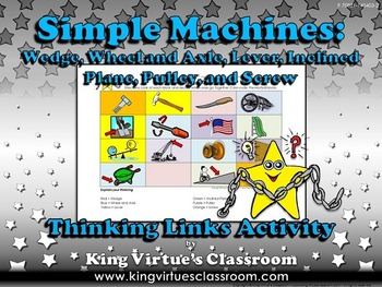 Simple Machines Thinking Links #3 - King Virtue's Classroom