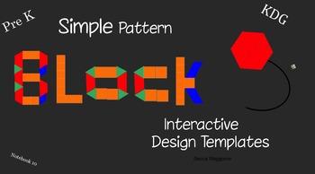 Interactive Pattern Blocks