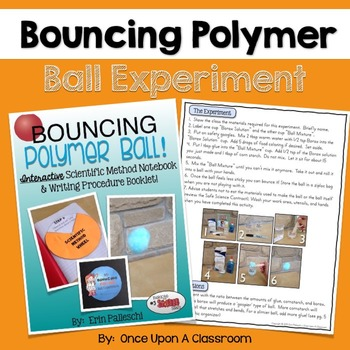 Simple Science Experiments - Bouncing Polymer Ball! Intera