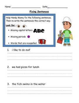 Simple Sentence Editing