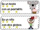 Simple Sentences for Guided Reading in Spanish FEBRUARY Le
