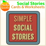 Simple Social Stories for School
