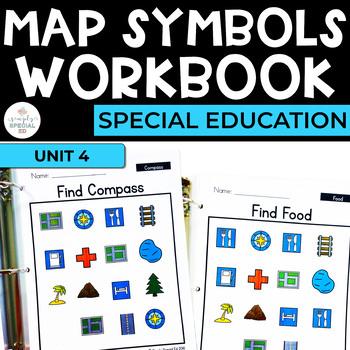 Simple Social Studies: Geography Map Symbols Workbook